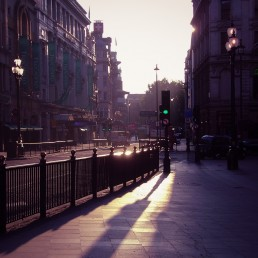 Early Morning Coventry St.
